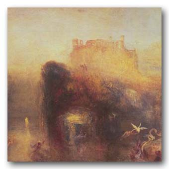 Turner, Joseph Mallord William 1775-1851 Queen Mab's Cave exhibited 1846